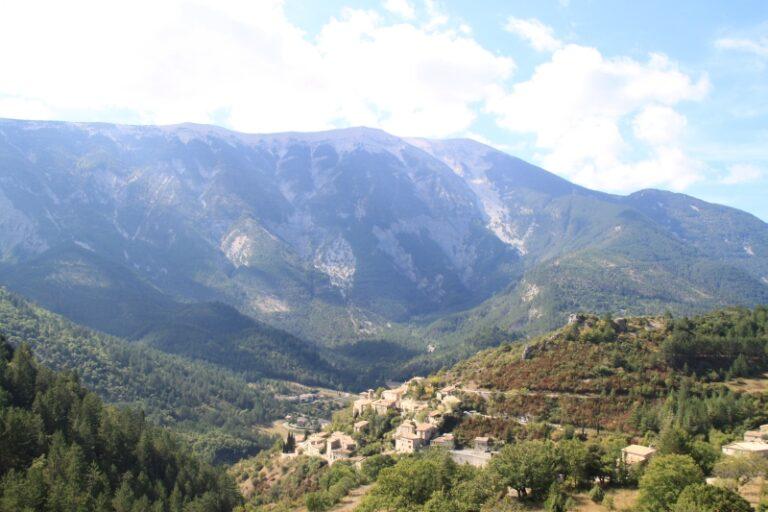 Brantes am Mont Ventoux