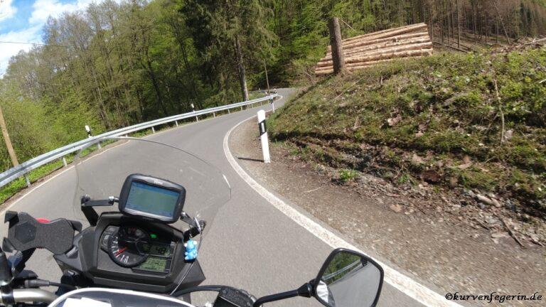 L129 von Obersteinbach nach Peffekoven